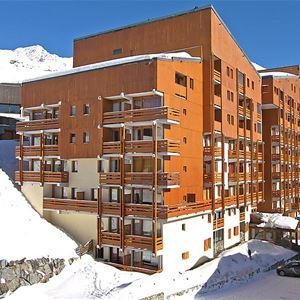 Lauzières 307 - Studio - 4 persons - 2 silver snowflakes