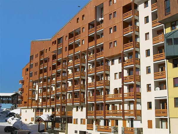 Lauzières 616 - 2 rooms - 6 persons - 1 bronze snowflake
