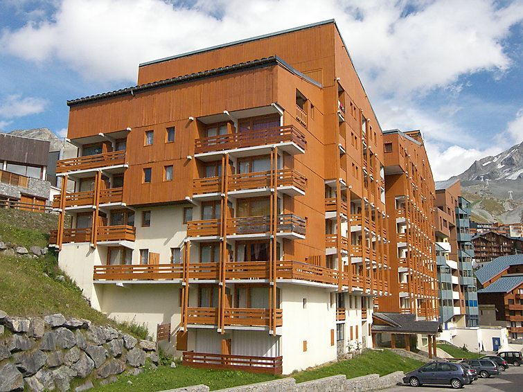 Lauzières 308 - 2 rooms - 6 persons - 1 bronze snowflake