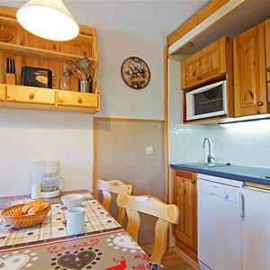 Arcelle 508 - 2 rooms + cabin - 4 persons - 2 silver snowflakes