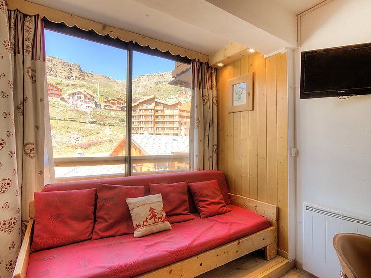 Vanoise 266 - 2 rooms + cabin - 4  persons - 2 silver snowflakes
