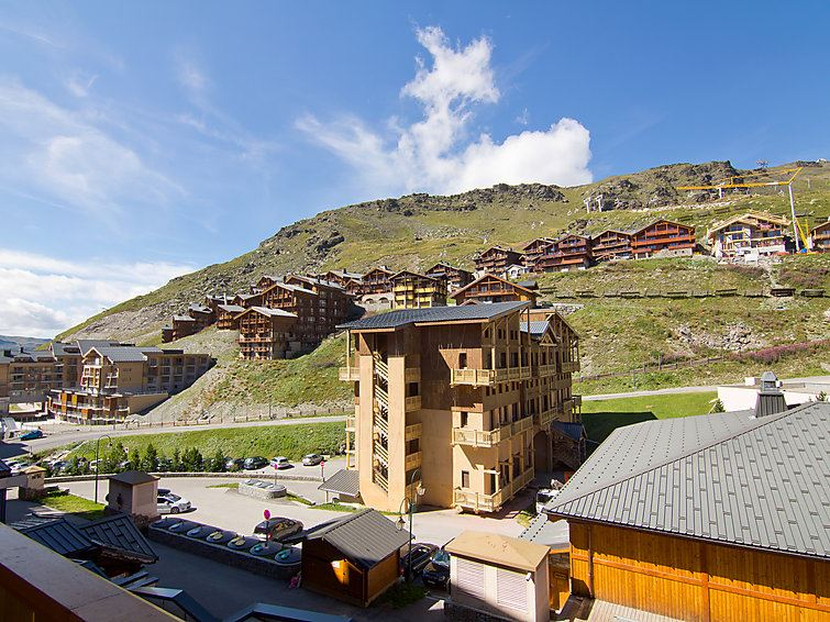 Vanoise 266 - 2 rooms + cabin - 4  persons