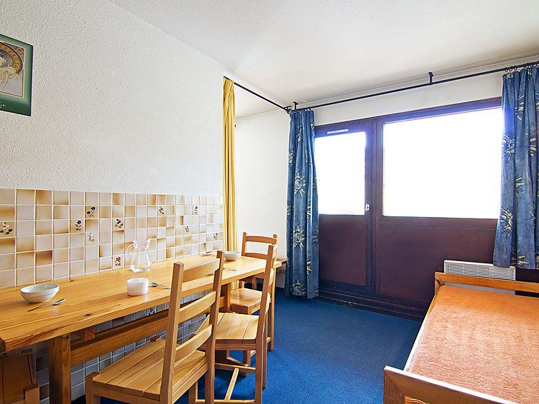 Vanoise 356 - Studio - 4 persons