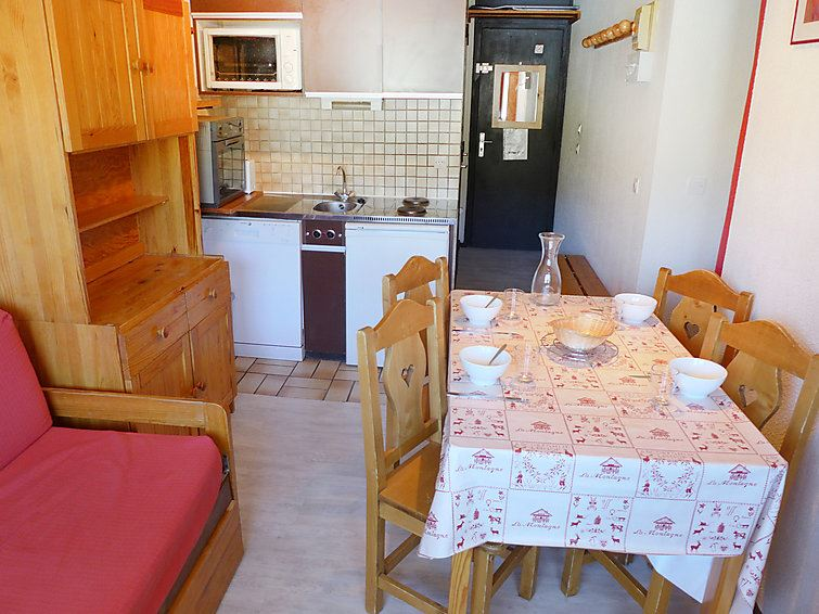 Vanoise 152 - 2 rooms + cabin - 4  persons - 1 bronze snowflake