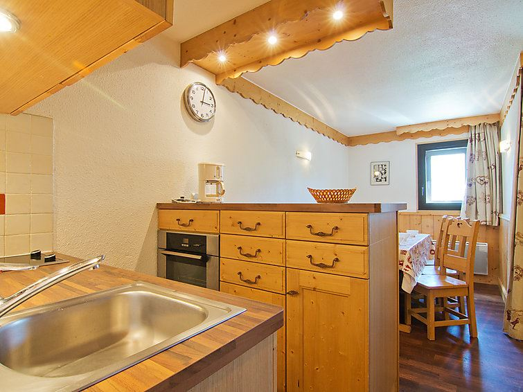 Vanoise 751 - 2 rooms - 5 persons - 3 gold snowflakes
