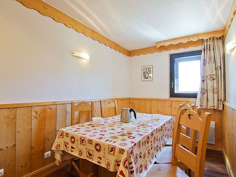Vanoise 751 - 2 rooms - 5 persons - 3 gold snowflake