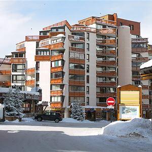 Trois Vallées 517 - Studio - 4 persons - 1 bronze snowflake