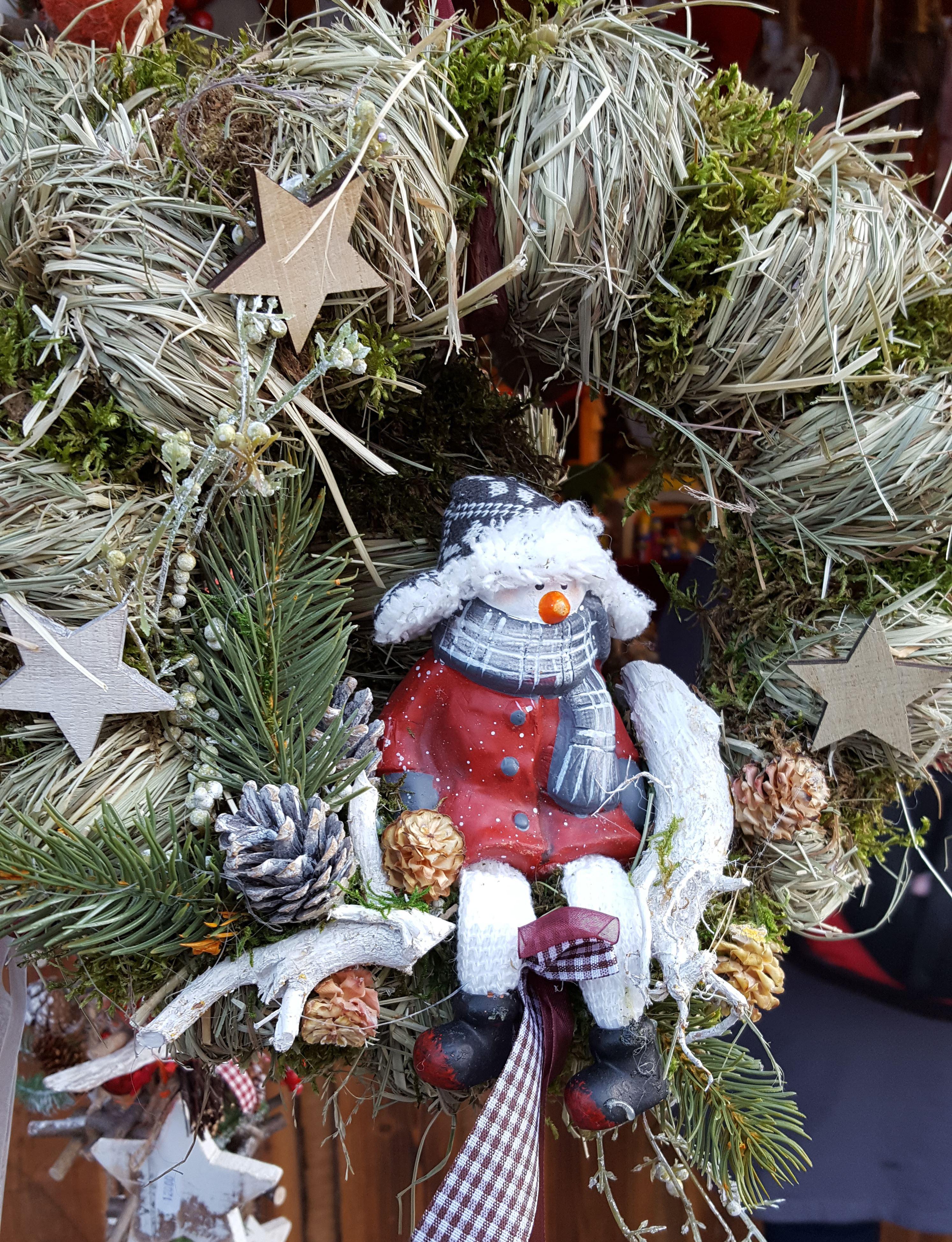 Katarina Nilsson, Julmarknad på Falsterbo Strandbad