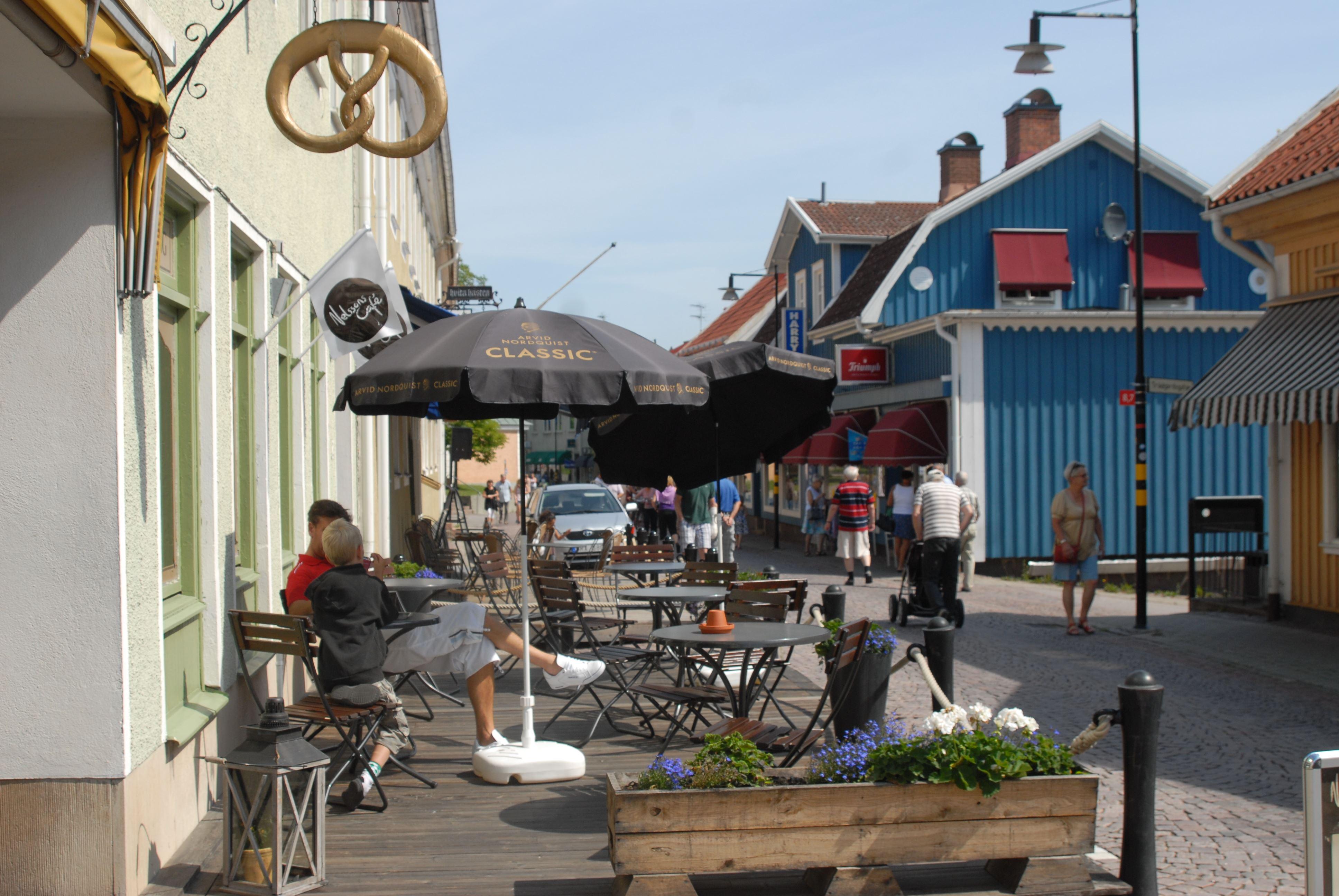 Sommarmarknad