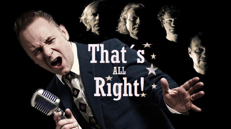 Kingen & Beat Us - That´s alright!