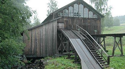 Åsens Sawmill