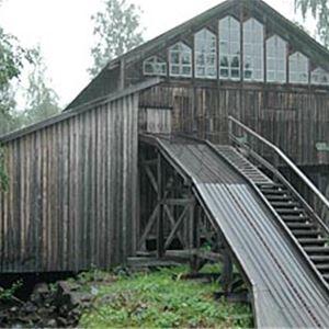 Sägewerk von Åsen