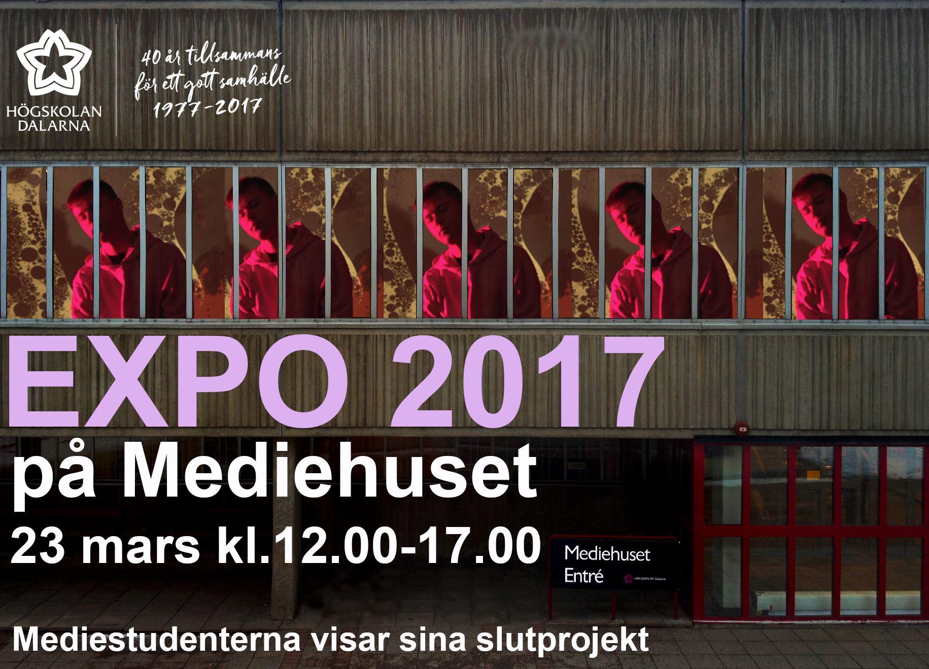 Mediestudenternas EXPO 2017