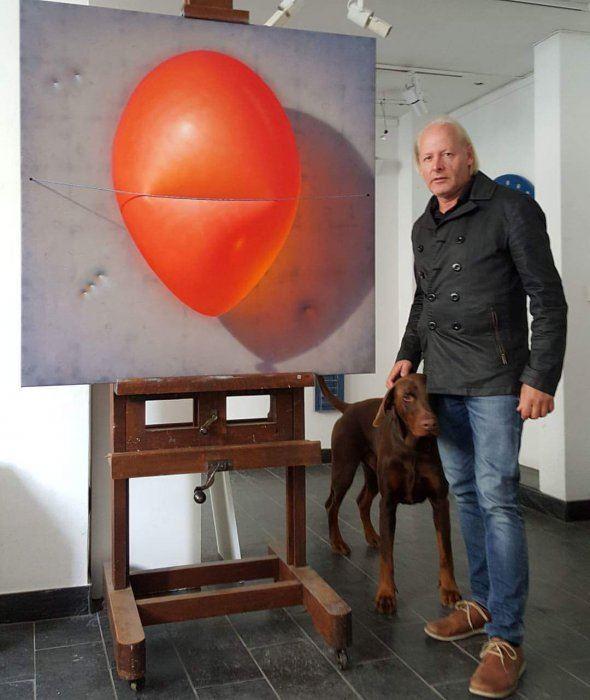 Sölvesborgs Konsthall - Sommarutställning Tommy TC Carlsson, måleri och grafik,