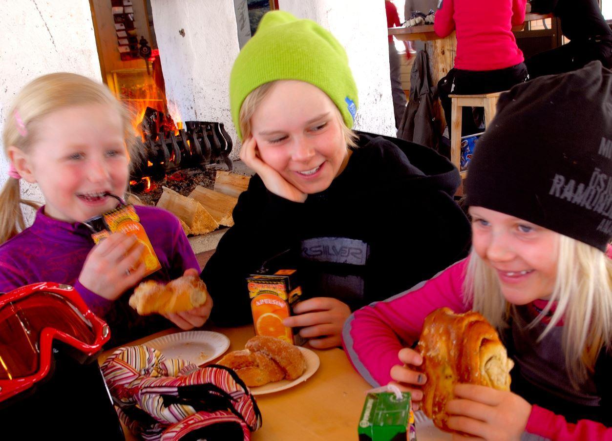 Barnens egna After-ski på LillRamis!