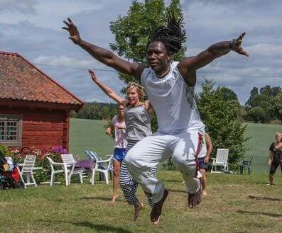 västafrikansk dans