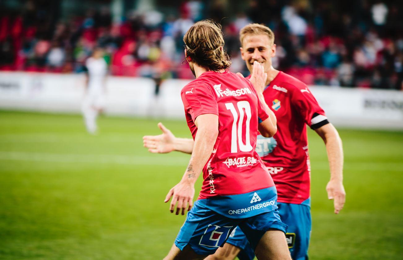 Fotboll: Östers IF- IFK Värnamo