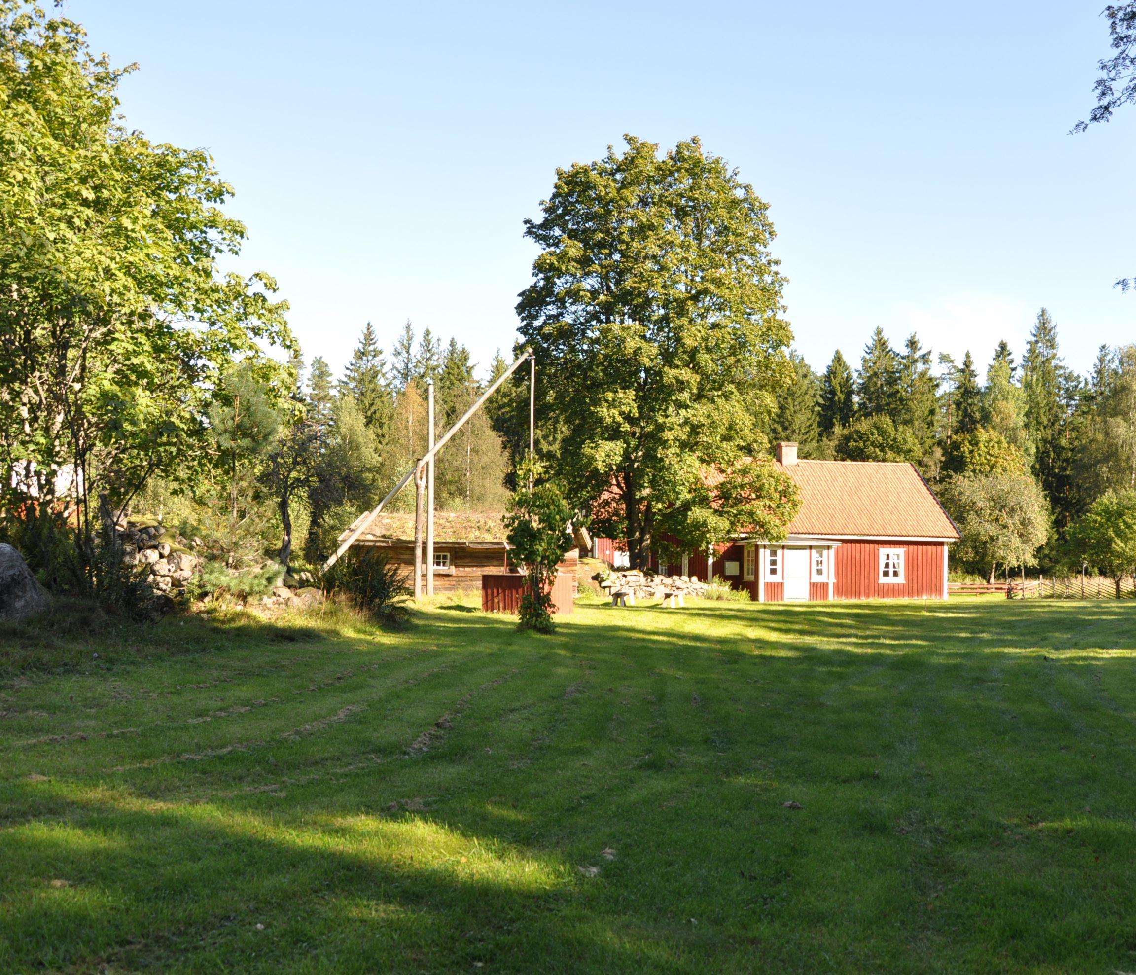 Slåttergille Hembygdsstugorna i Krampanäs, Häradsbäck