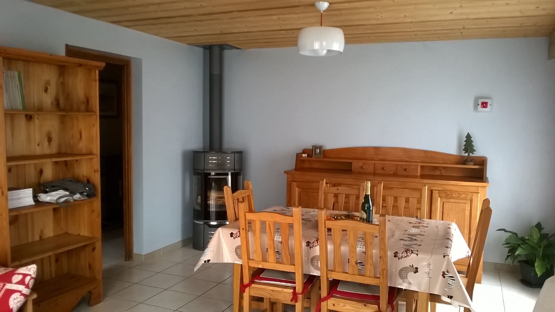 Perrières n°1 - 3 rooms - 4 to 6 people - 70m²