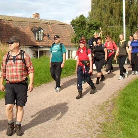 Pilgrimsvandring - veckovandring och dagsetapper längs Pilgrimsleden i Hedemora