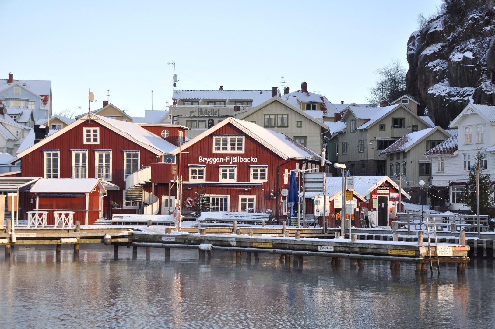 Stora Hotellet Bryggan in Fjällbacka