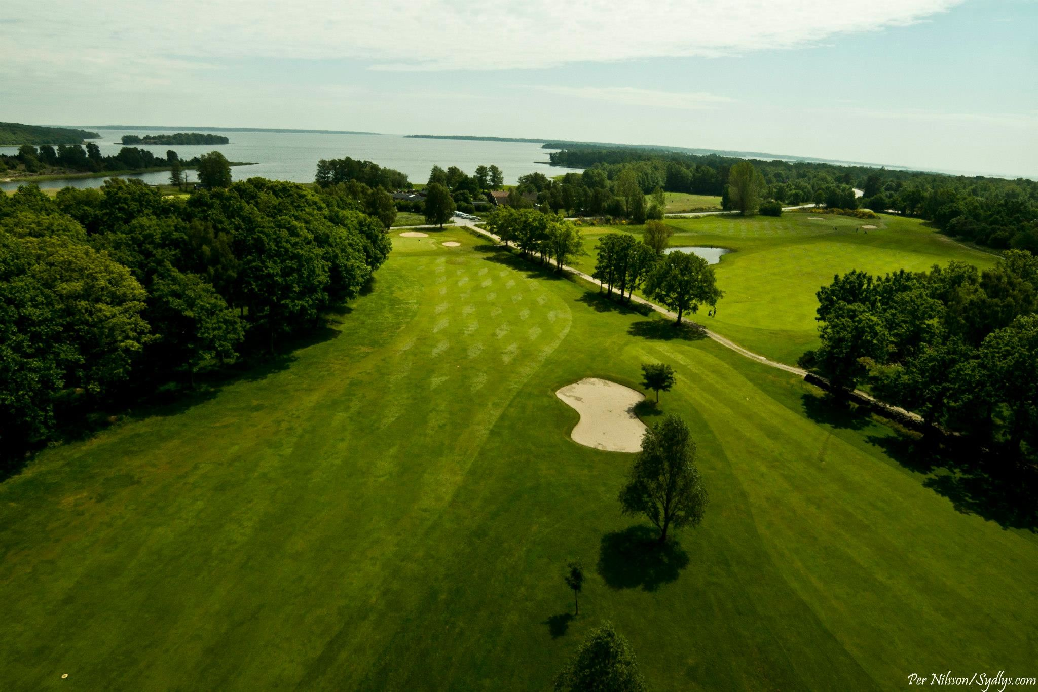 RV parking - Carlskrona Golf Clubb