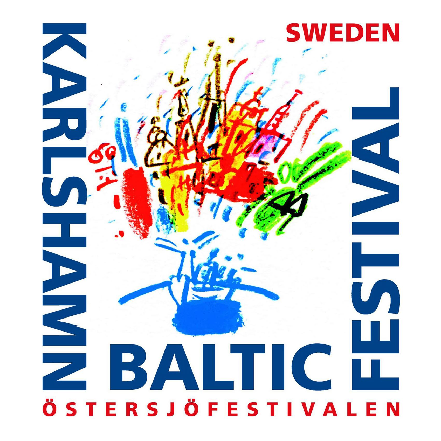 Baltic Festival - activities in the Rosegarden