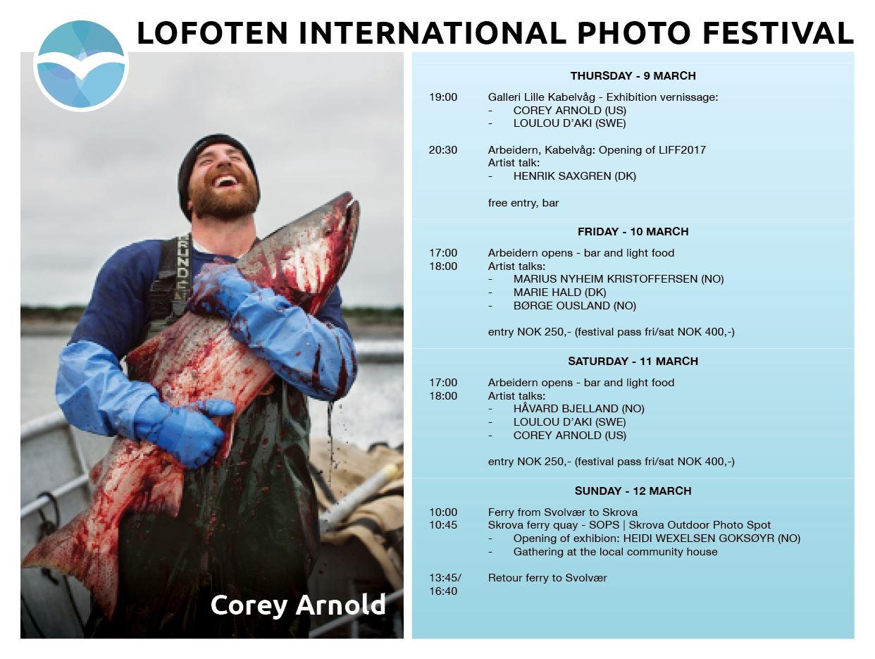 Lofoten International Photofestival