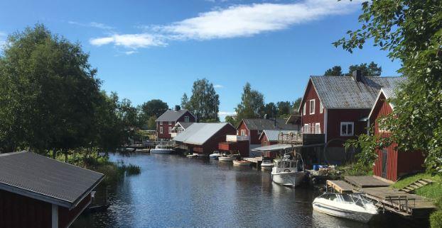 Sörfjärdens Camping - New 2017!