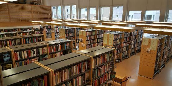 Biblioteket i Ockelbo