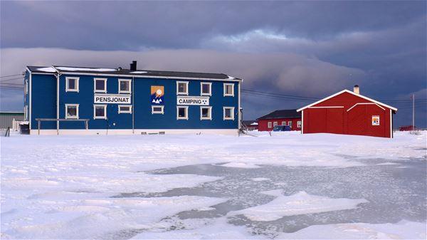 Dieter Salathe,  © BERLEVÅG PENSJONAT & CAMPING, Berlevåg Pensjonat & Camping