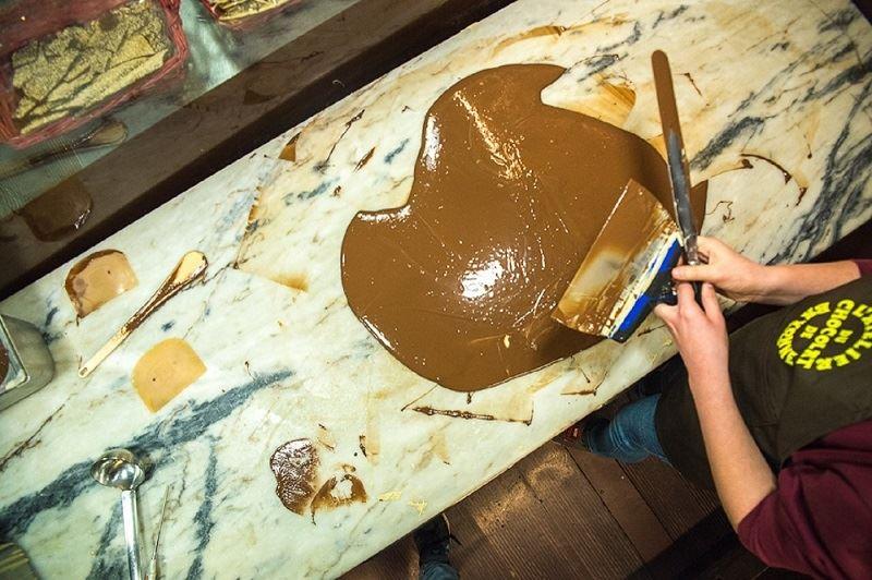 Chocolat Gourmet- Visite en langue basque / Txokolatea ahozurientzat - Bisita euskaraz