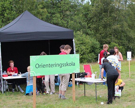 Orienteringskola