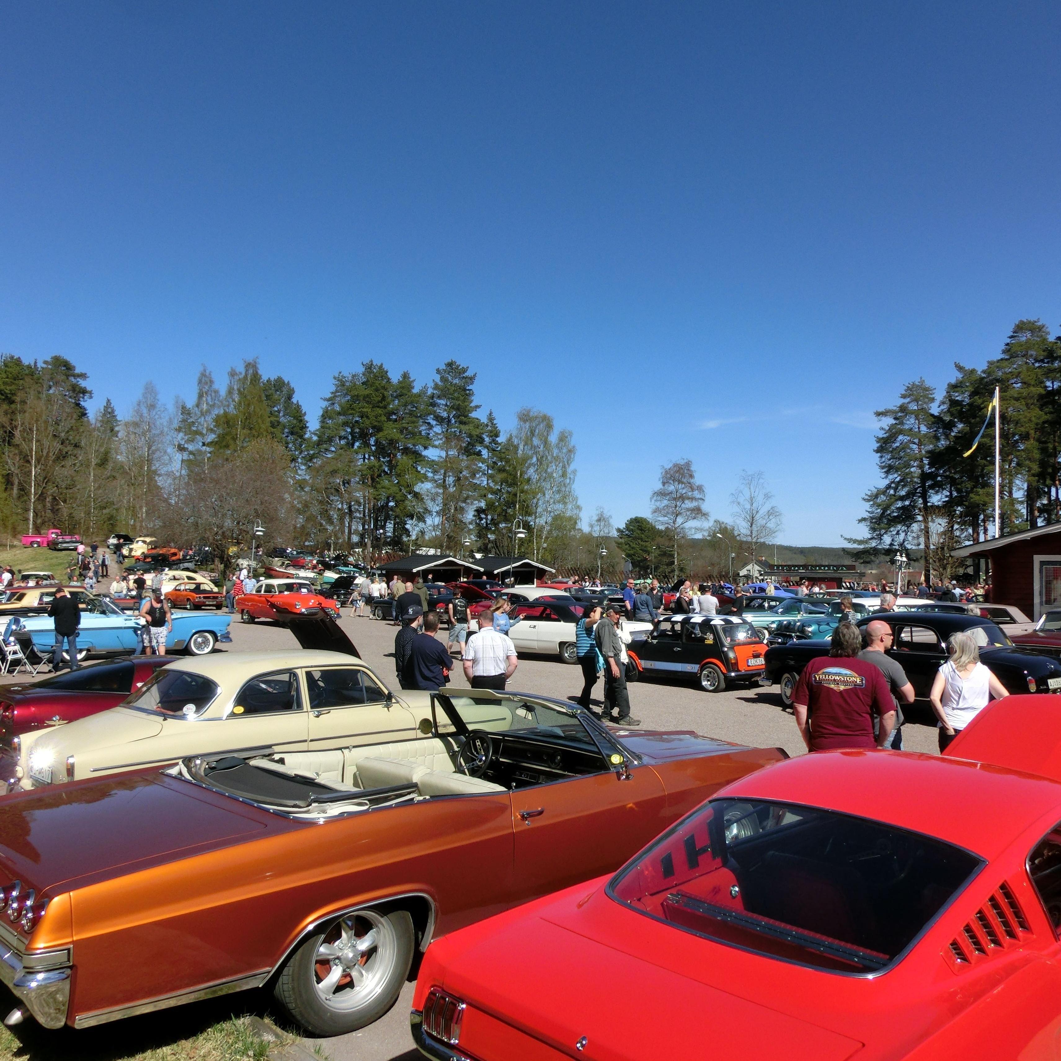 Motorhistoriska Dagen