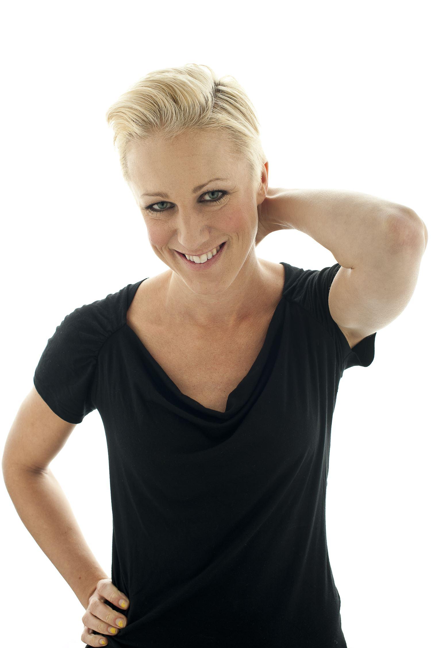Föreläsning med Kajsa Bergqvist