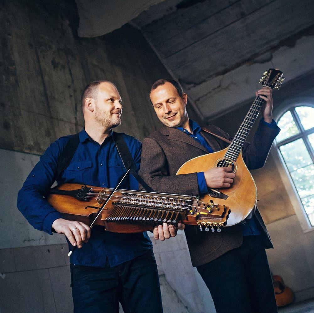 Hazelius Hedin - Folkmusik, Kärleksudden Norrtälje