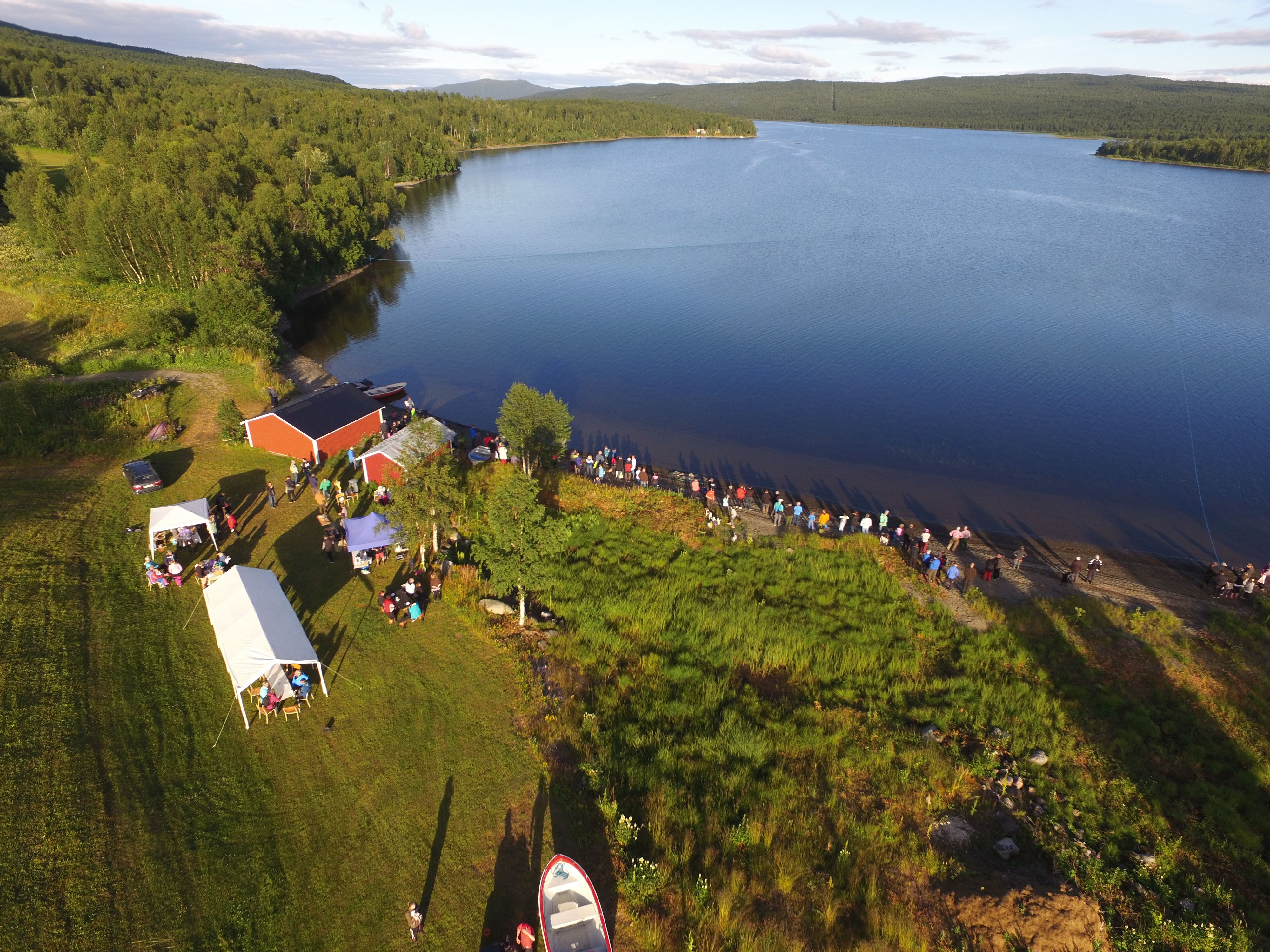 Fiskefestivalen - en innehållsrik vecka med många fina tillfällen till fiske och aktiviteter