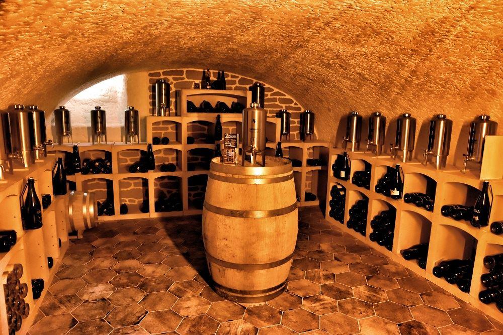 Cellar Tour at Champagne Didier CHOPIN