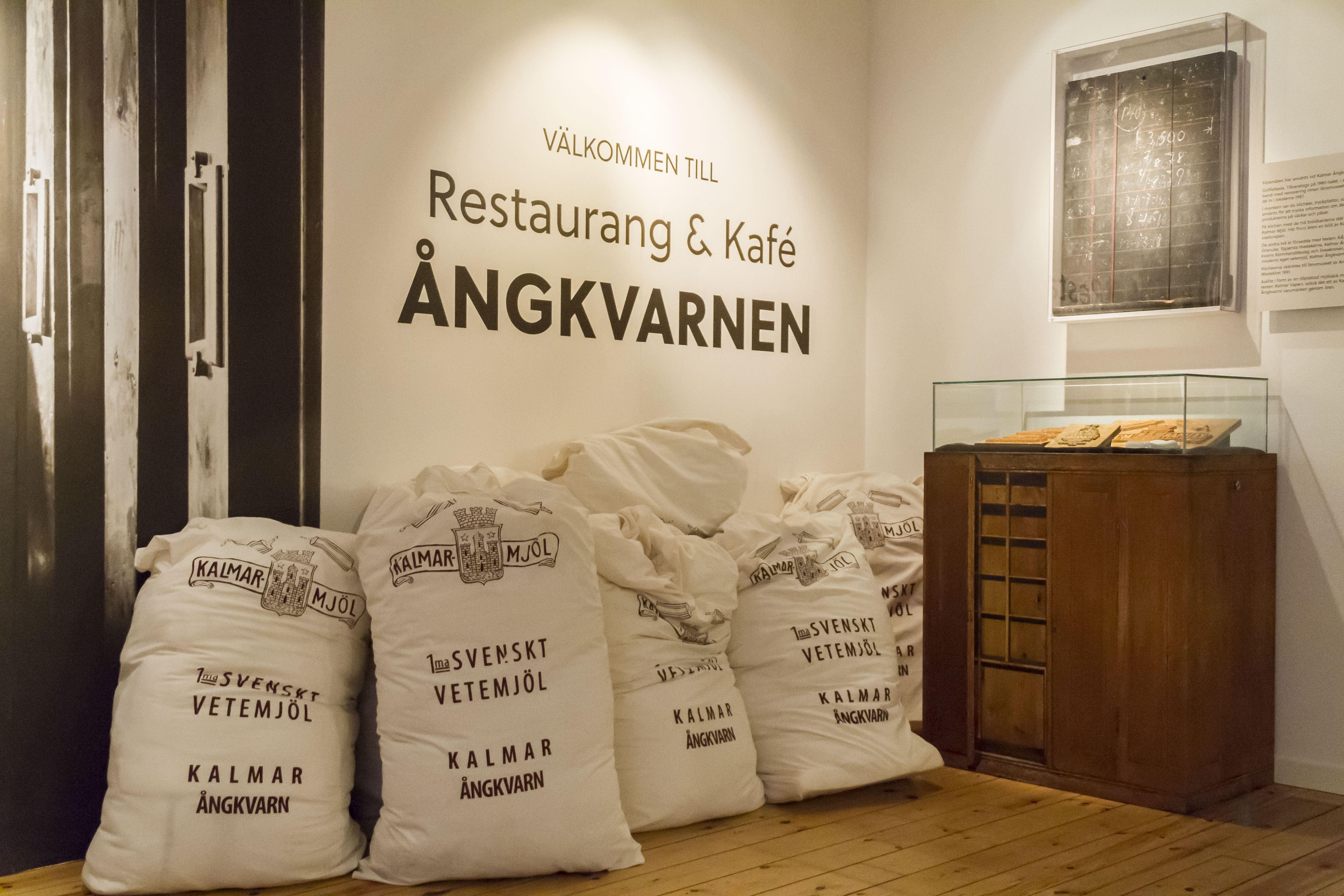 Kafé Ångkvarnen
