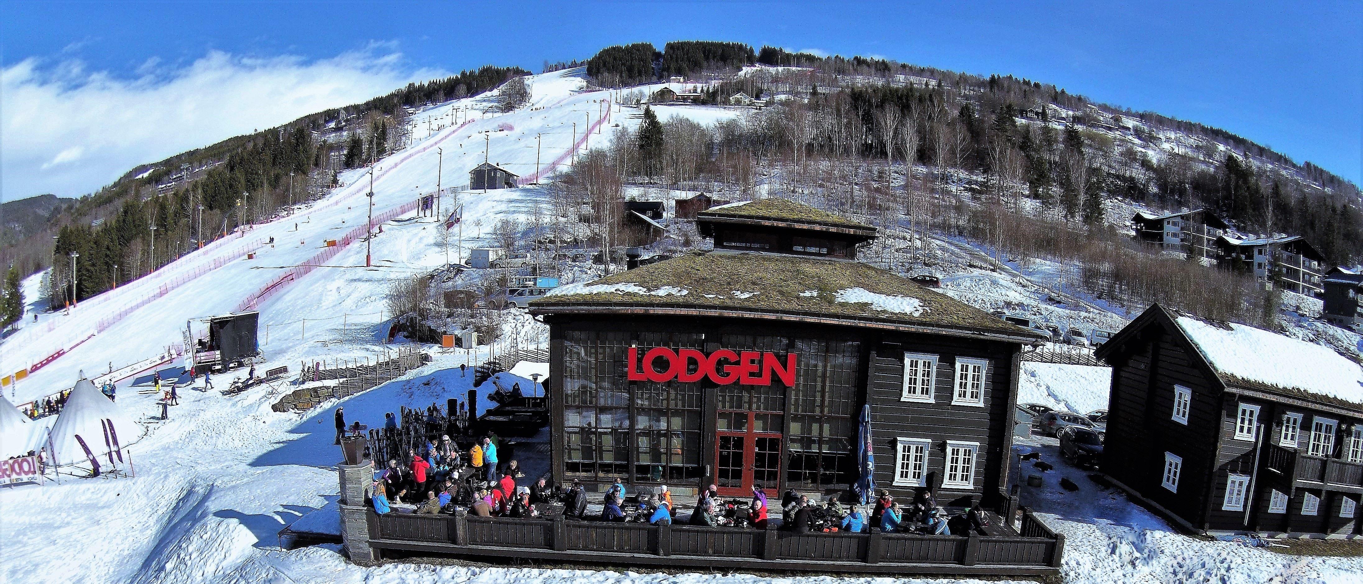 Afterski på Hafjell Lodge