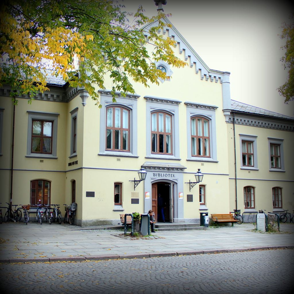Visit Trondheim, Trondheim Public Library