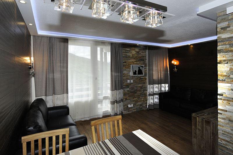 Studio cabine 4 Pers skis aux pieds / VILLARET 305