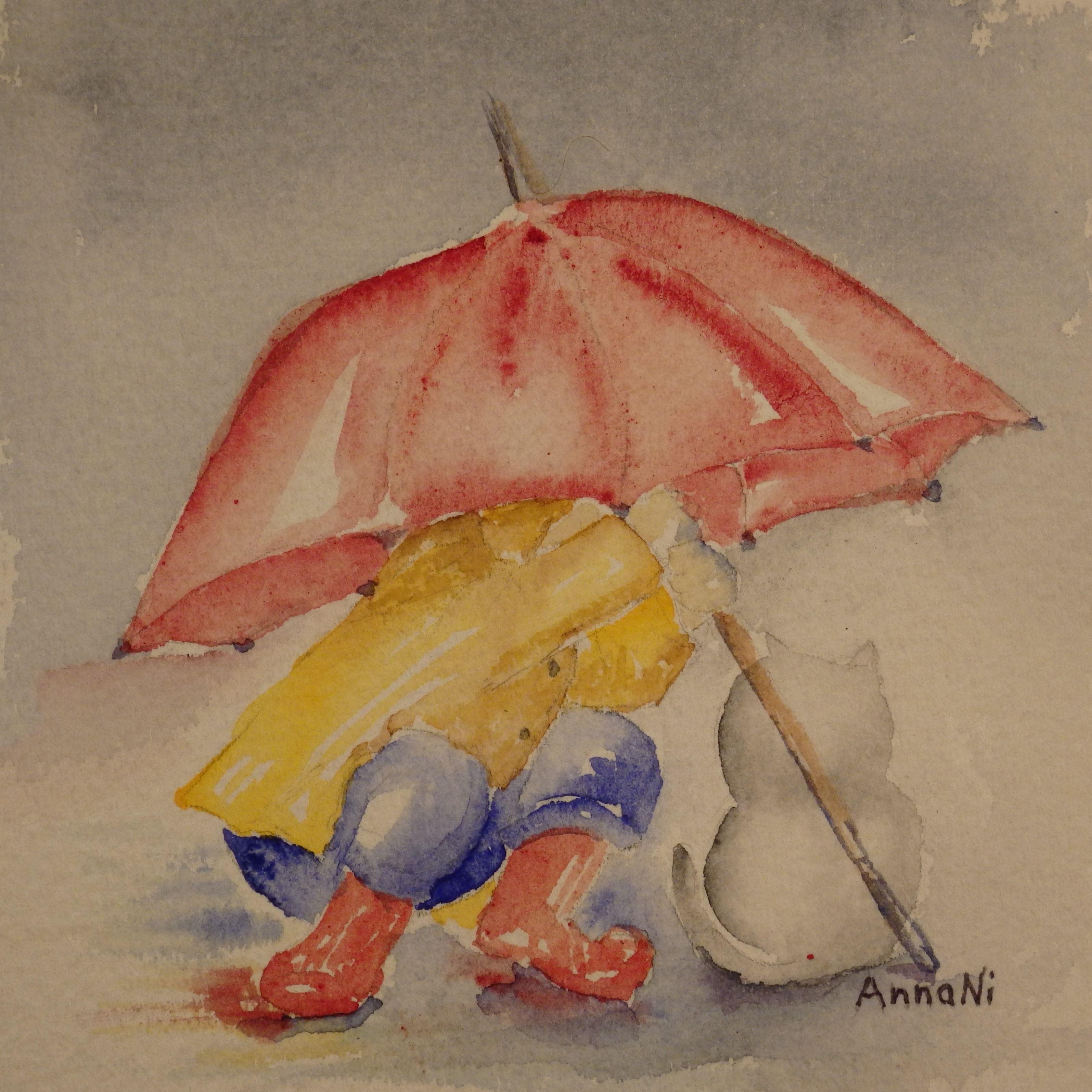 Anna Ni, utställning och ateljé