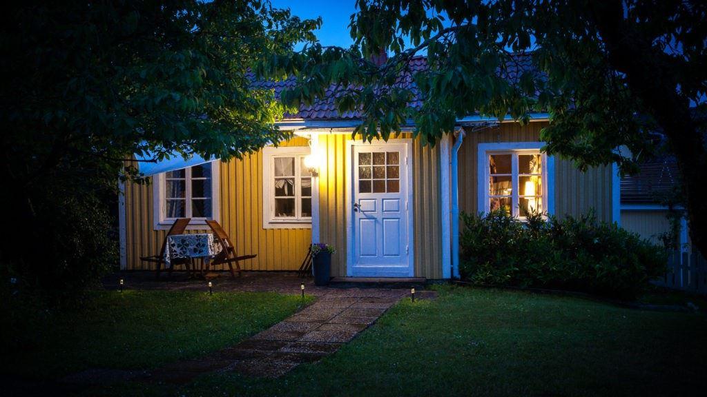 Gårdshuset Vinscha Five