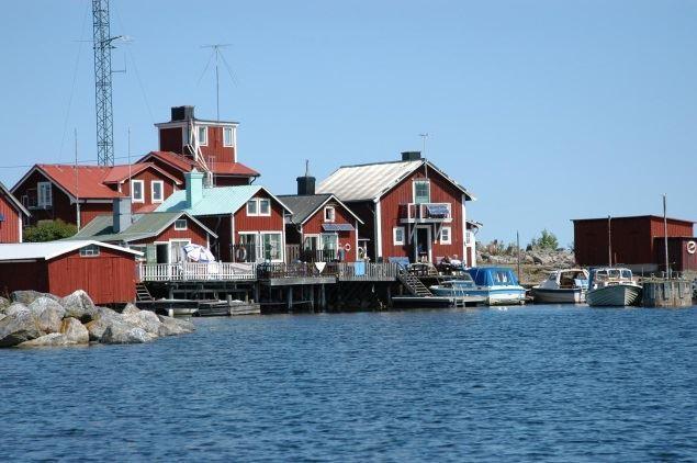 Båttur från Skärså