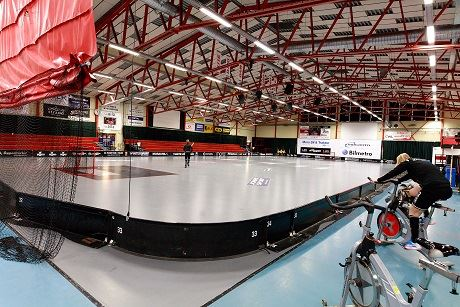 Unihoc Arena - Sports hall
