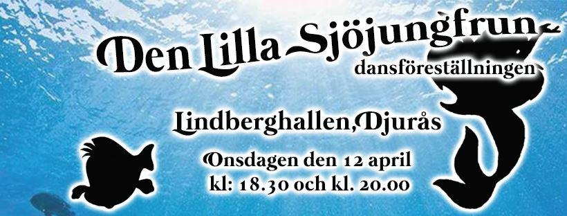 Den lilla sjöjungfrun - En dansföreställning
