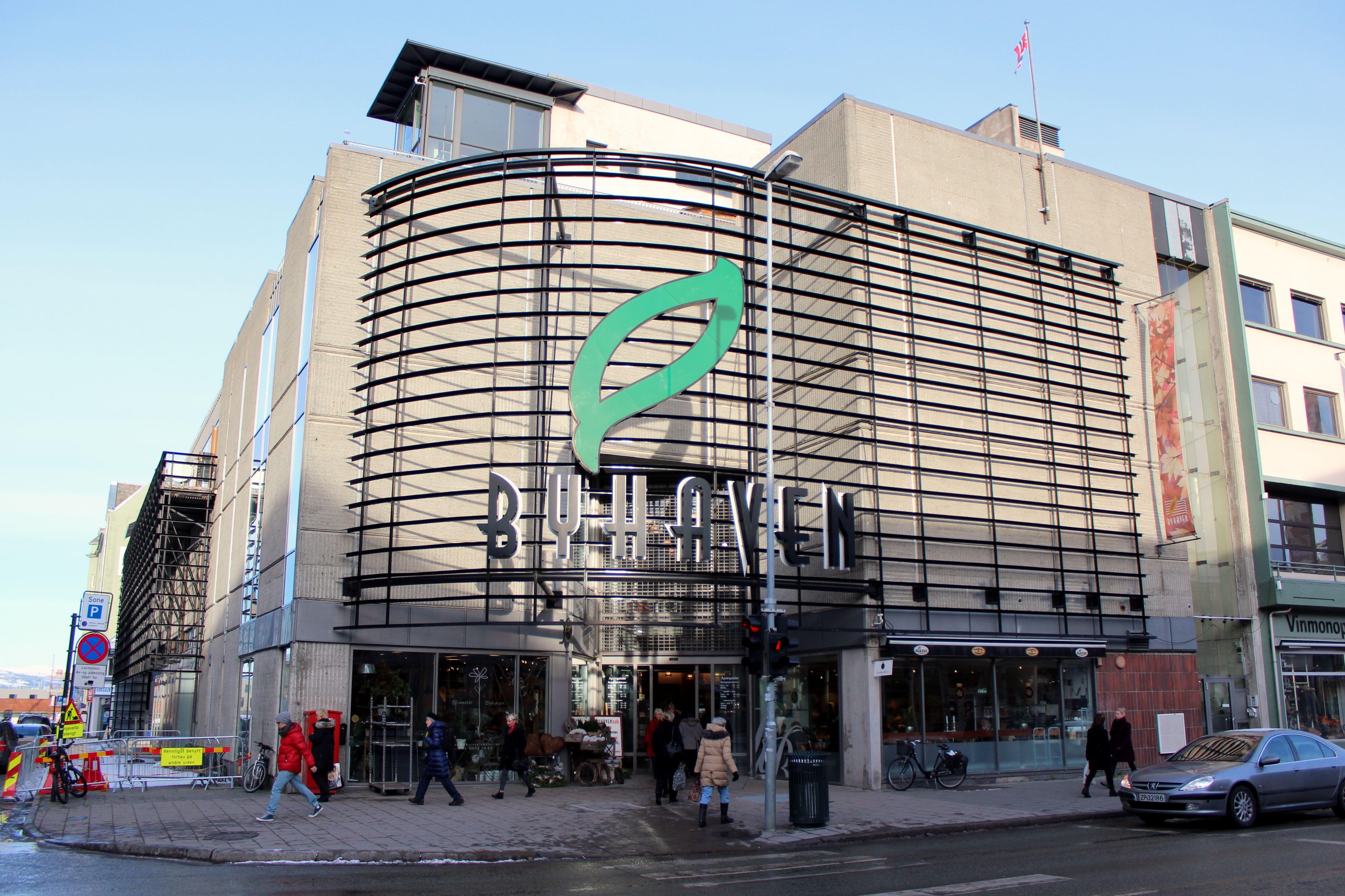 Visit Trondheim/Øyvind Blomstereng, Byhaven Shopping Centre