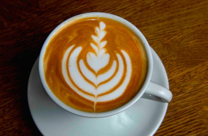 Dromedar Kaffebar, Byens første kaffebar