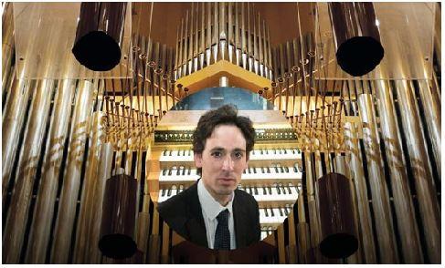 FestiOrgue 2017 : Concert Vincent Dubois - Notre Dame de Paris vient à Urrugne Dimanche 6 Août 2017 à 18h00